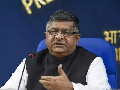 Data of one country should not become surreptitious property of another country: Ravi Shankar Prasad