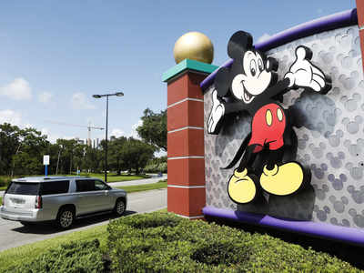 No fireworks, parades or meet-and-greet sessions with Mickey Mouse as Disney World reopens