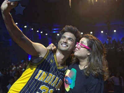 Sushant Singh Rajput had asked Farah Khan for home-cooked food on perfecting 'Dil Bechara' title track