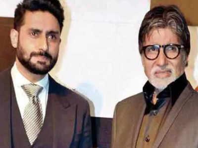 Superstar Amitabh Bachchan, son Abhishek test positive for Covid-19