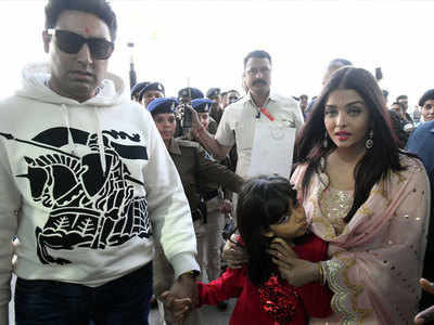 Aishwarya Rai Bachchan, her daughter Aaradhya also test COVID-19 positive