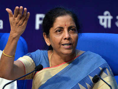 Relief amid Covid: FM Sitharaman takes stock of the implementation of key announcements