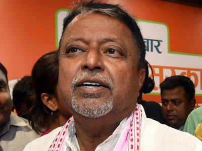 Mukul Roy's name not in SIT chargesheet