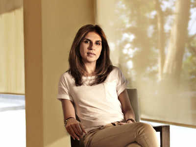 Designer Monisha Jaising can't wait to go for a run without a mask