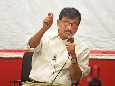 Maharashtra BJP opposing MVA govt's every move for sake of it: Sanjay Raut