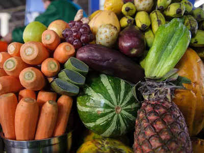 Vegetable prices fall on good arrivals