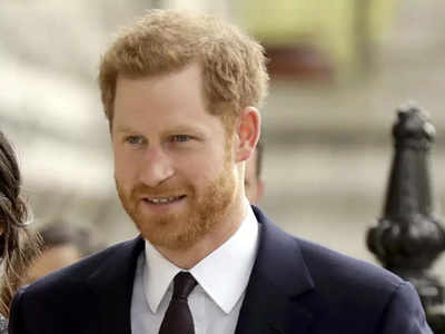 Britain's Prince Harry suggests Covid-19 is rebuke from nature, calls for action on climate change