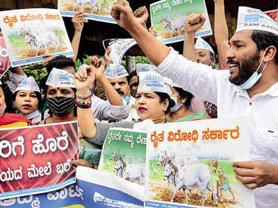 Business as usual in Bengaluru; Bandh a success in other districts