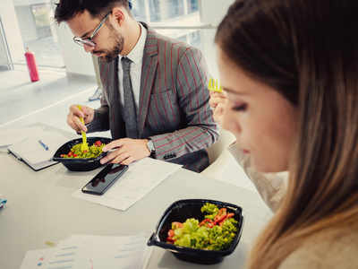 Digital canteens, green veggies and boiled food: Workplace eating habits will change in 2021