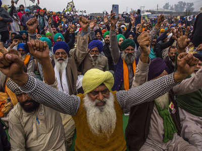 Punjab DIG (Prisons) tenders resignation in support of protesting farmers