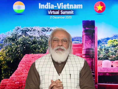 Vietnam important pillar of India's Act East Policy: PM Modi at virtual summit