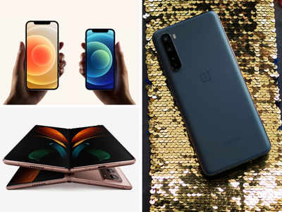 iPhone 12 Series, foldable Samsung Galaxy Fold 2, affordable Oneplus Nord: Smartphones that arrived in the middle of lockdown