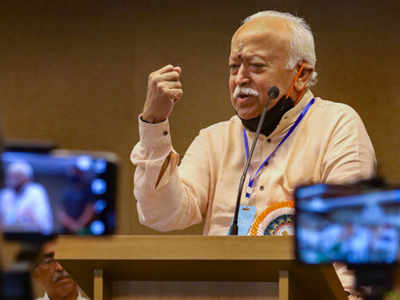 Hindus can never be anti-India, patriotism is their basic character, says RSS chief citing Mahatama Gandhi