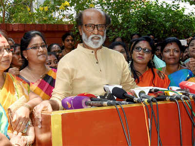 Game changer volte-face of Rajinikanth, storms mark 2020 in Tamil Nadu