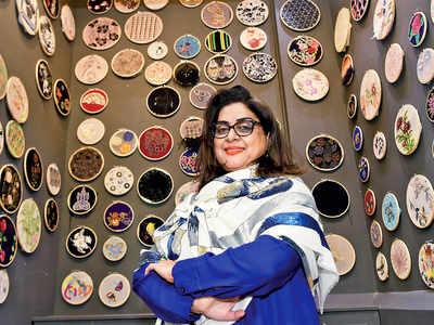 Bedroom to Bergdorf: Jyotika Jhalani's cashmere journey