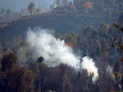 Pakistan violates ceasefire in different sectors along LoC, IB in Jammu and Kashmir