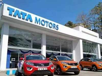 Tata Motors stock rallies for 2nd day amid improved JLR sales and Tesla rumours