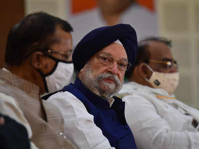 We aim for 600 million Indians living in urban spaces by 2030: Union minister Hardeep Singh Puri