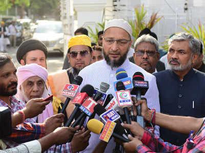 Asaduddin Owaisi visits Uttar Pradesh, focuses on Azamgarh