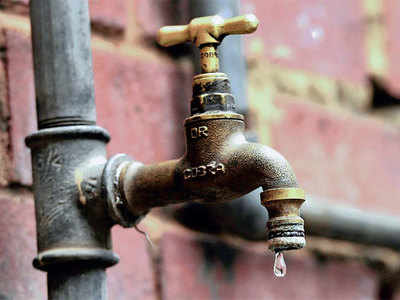 Government scheme for piped water to all households in small towns