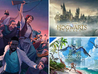 Gamers, hold your breath for this year's hottest video games: Hogwarts, Humankind & Horizon