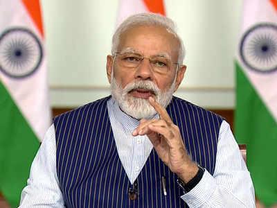 2 hospitals prepare for PM Modi's interaction with vaccinated staff