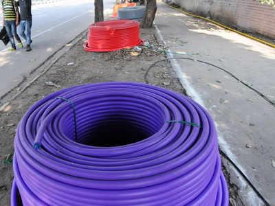 Optic fibre contributes major part of telecom carriers' infrastructure spend: Sterlite Tech