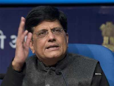 ET Startup Awards 2020 | Need Rs 10,000 crore fund to support startups in India: Piyush Goyal