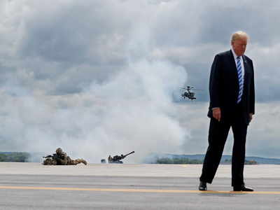United States down to 2,500 troops in Afghanistan, as ordered by Donald Trump
