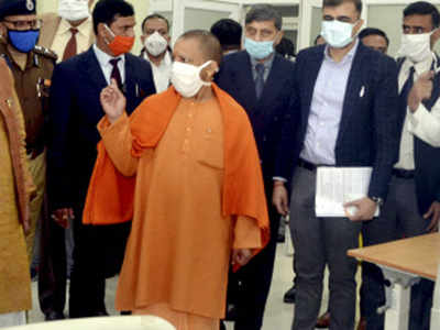Wait for your turn to get vaccinated, beware of rumours: Yogi Adityanath to people