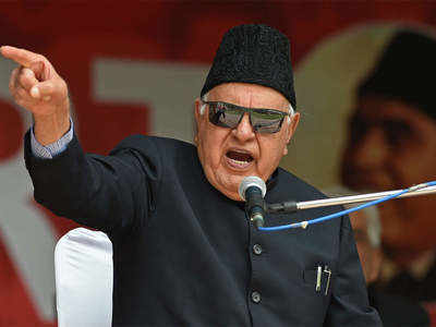 Abdullah requests PM to restore 4G internet in J&K; prays for success of COVID vaccine