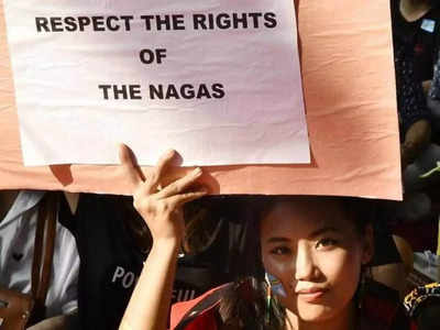 Recognize it or not, the Nagas too have their own national flag: NSCN-IM