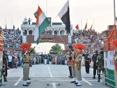 No joint parade at Attari border this year on Republic Day due to Covid-19 restrictions