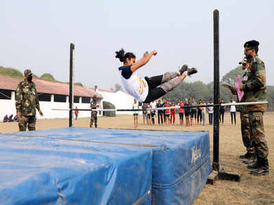 Indian Army organises five-day recruitment drive for women in Lucknow