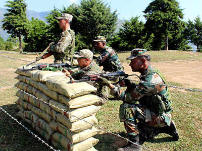 Lt Gen C P Mohanty stresses on Army modernisation to deal with threats from Pakistan, China
