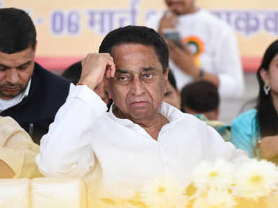 Kamal Nath files privilege notice against MP health officials