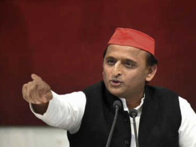 Akhilesh Yadav criticises Yogi Adityanath, BJP govts in state & Centre on R-Day