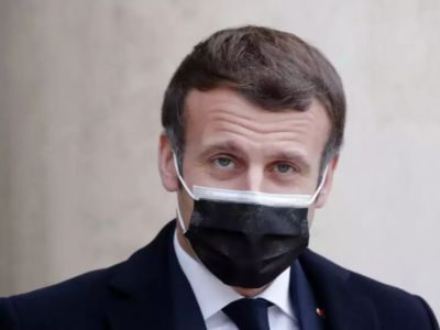 Only way out of pandemic will be economy that fights inequality: Emmanuel Macron
