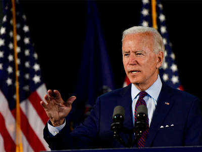 Biden takes steps to put US on 'irreversible path' to net zero economy by 2050