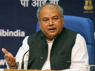 Narendra Singh Tomar urges to make farm sector job oriented