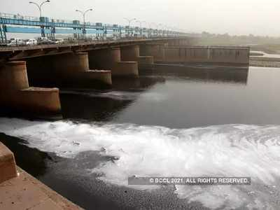 At least 3-5 yrs needed to upgrade sewage treatment plants to reduce frothing in Yamuna: Delhi govt