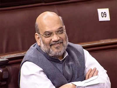 Amit Shah rejects Chowdhury's claim that he sat on Tagore's chair, takes a swipe at Congress leaders