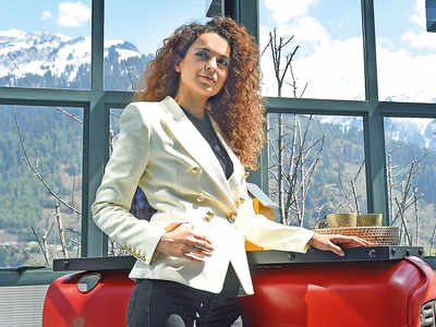 Security around Kangana Ranaut beefed up after Congress leaders' threat