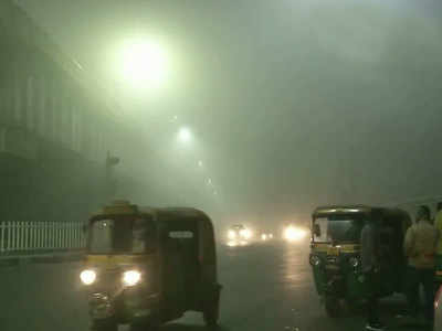 Watch: Dense fog shrouds parts of Delhi-NCR; air quality remains in 'very poor' category