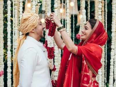 Hitched! Dia Mirza ties the knot with businessman Vaibhav Rekhi, actress pens an emotional note