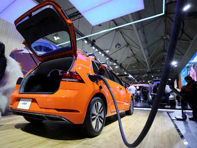 The auto industry bets its future on batteries