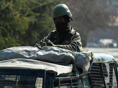 3 cops, 3 militants killed in Kashmir valley
