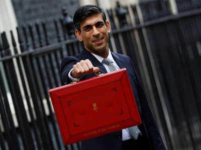 British FM Rishi Sunak to raise business tax to pay for COVID-19 support