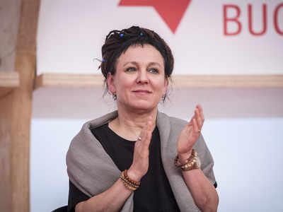 Nobel laureate Olga Tokarczuk's art book 'The Lost Soul' to hit bookstores this week