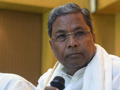 BJP did not want Cong government-led by Narayanasamy in Pondy to continue, claims Siddaramaiah